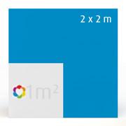 Banderoles avec cadre 2 x 2 m (TNT)