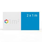 Banderoles avec cadre 2 x 1 m (TNT)
