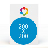Flyers Cirkel 200
