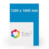 Affiches 1,2 x 1,6 m (2m2) - TNT (bord)