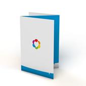 Folders 3-luik zigzag