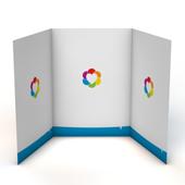 Folders 3-luik rol