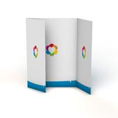 Folders 3-luik venster
