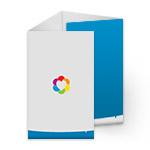 Folders 4-luik rol