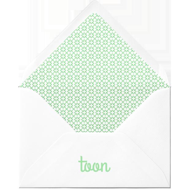 gepersonaliseerde enveloppes